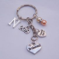 Wedding Keyrings